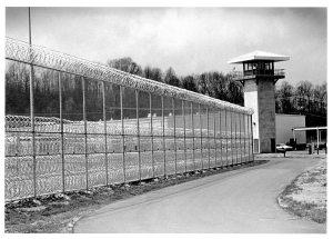 UTR prison poster image